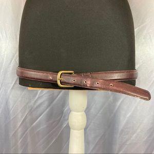 Vintage Coach women's belt